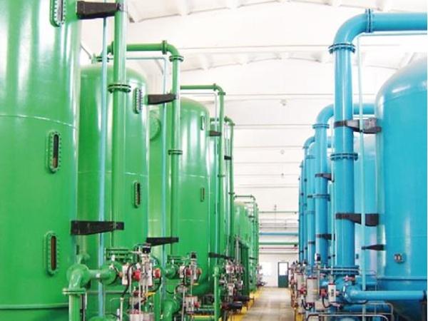 锅炉补给水系统